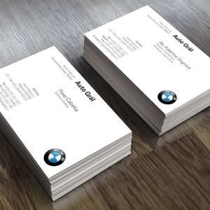 Vizitky BMW