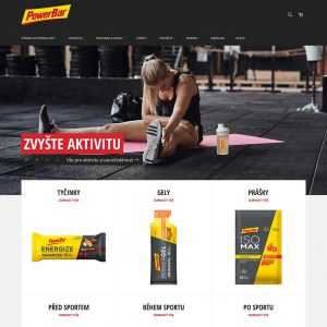 E-shop Powerbar.fit